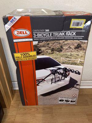 Bell bike rack trunk rack bike carrier Allen Schwinn huffy for Sale in Phoenix, AZ