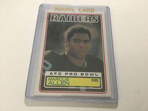 1983 Marcus Allen Rookie Card! for Sale in Visalia, CA
