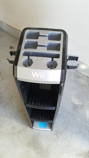 Wii game holder for Sale in Everett, WA