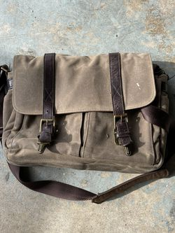 Ona Canvas Camera/laptop Side Bag for Sale in Beaverton,  OR