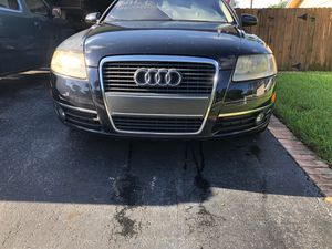 2007 Audi A6 3.2 for Sale in Miami, FL