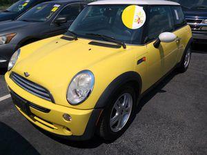 2006 Mini Cooper Hatchback 1-owner for Sale in Greenbelt, MD