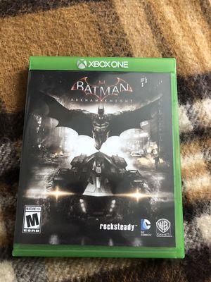 Batman Arkham Knight - Xbox One for Sale in Washington, IL