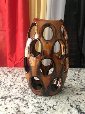Nice Decor Vase $15 for Sale in Gaithersburg, MD