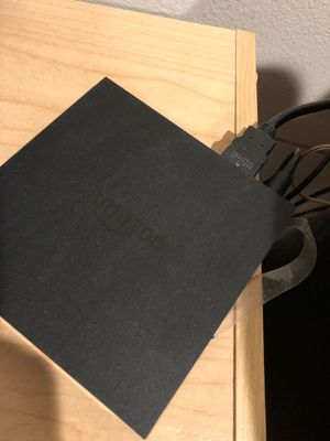 Amazon Fire Tv Box Firetv for Sale in Westminster, CA
