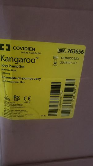 Free kangaroo Epump bags for Sale in Los Angeles, CA