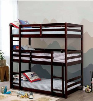 Brand new tripple bunk bed for Sale in Palmdale, CA