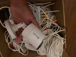 Swann surveillance camera complete system for Sale in Houston, TX