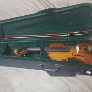 Cremona Violin 4/4 Barley Used for Sale in San Diego, CA