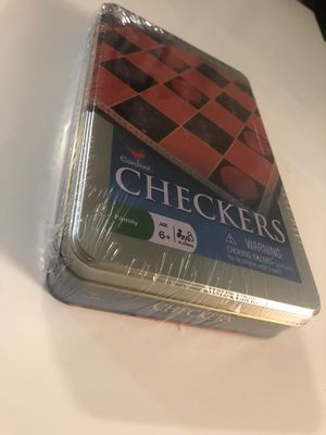 Checkers Board Game for Sale in Germantown, MD