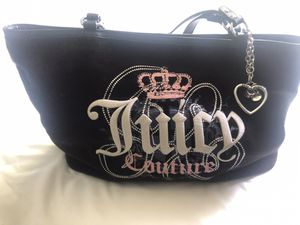 """Juicy"" brand Large Tote Bag for Sale in Plymouth, MI"