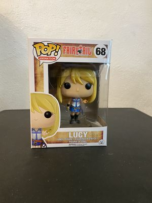 Funko POP! Fairy Tail - Lucy for Sale in Reading, PA
