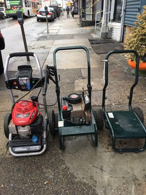 2 pressure washers WORKING for Sale in Philadelphia, PA