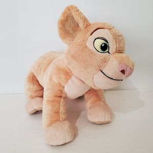 "Disney Store The Lion King Nala Plush Stuffed Animal 14"" for Sale in Brookfield, IL"