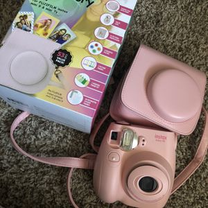 Pink Instax mini 7S for Sale in Lebanon, TN