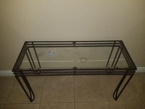 Entry way table for Sale in Melbourne, FL