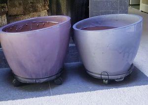 Flower pots for Sale in Mahwah, NJ