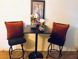 """""""His & Her"""" Bar Table with BONUSES! (FREE DELIVERY) for Sale in Allentown, PA"""