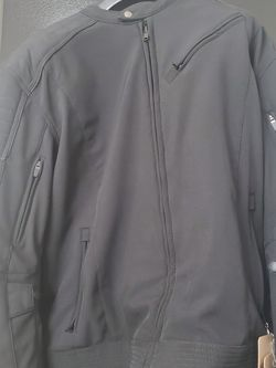 MOTORCYCLE Cycle Jacket BLACK SIZE 2XL for Sale in Tacoma,  WA