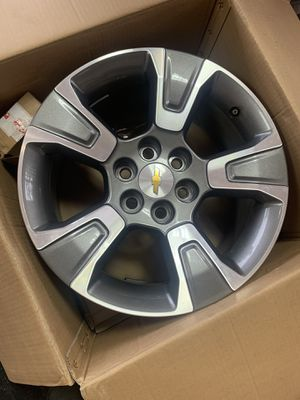 17inch Chevy wheels for Sale in Miami, FL