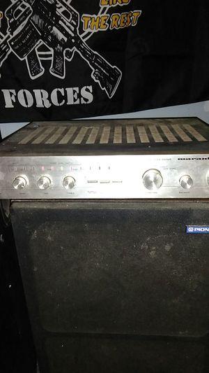 Marantz stereo amp pm 325 525 combo for Sale in Cedar Hill, MO