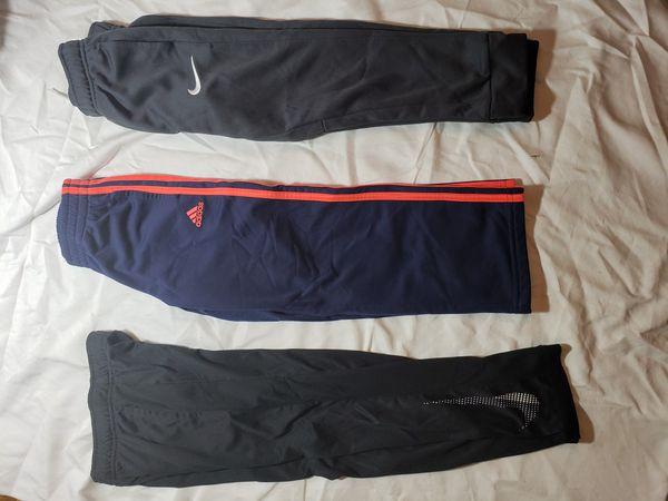 Nike and adidas size 6 boys
