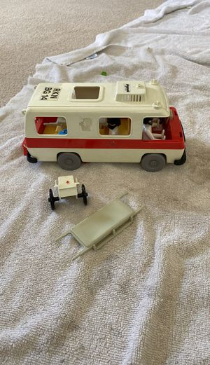 Playmobile ambulance for Sale in Castro Valley, CA