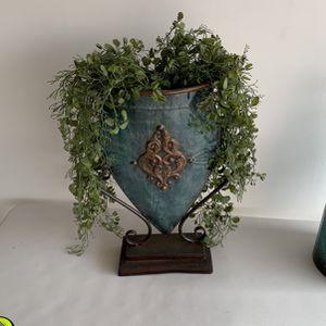 Faux Plant In Vase for Sale in Henderson, NV
