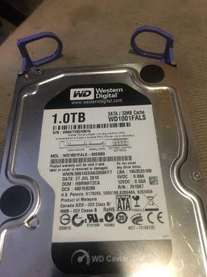 1.0TB hardrive for Sale in Boston, MA