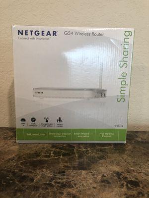 Netgear Router for Sale in San Antonio, TX