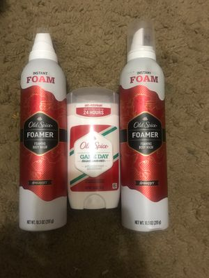 Old Spice Body Wash & Deodorant for Sale in Laurel, MD