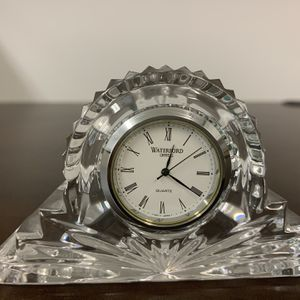 Waterford Crystal Clock for Sale in Huntington, NY