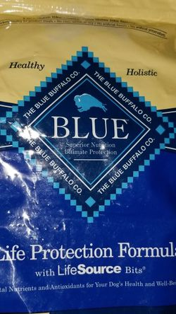 Blue Buffalo Dog Food 6lb Bag for Sale in Miami,  FL
