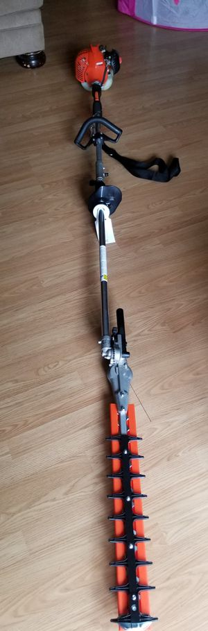 Echo hedge trimmer. Price is firm Low offers will be ignored or blocked for Sale in Schaumburg, IL