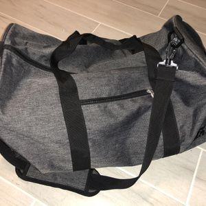 Grey Duffel Bag - Medium for Sale in Arlington, VA