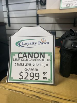 Canon 18MP for Sale in Roseville, CA