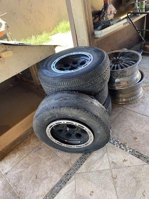 6 lug Rims for Sale in Phoenix, AZ
