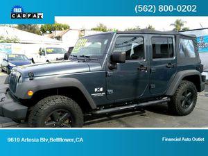 2007 Jeep Wrangler for Sale in Bellflower, CA