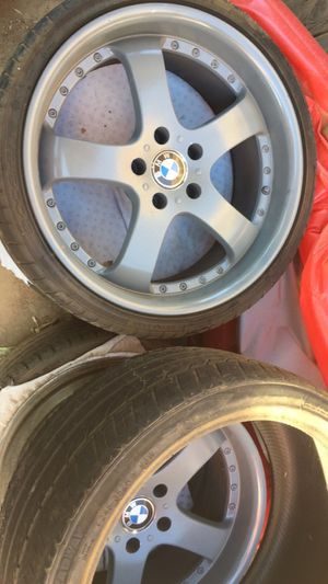 BMW 19 inch rims for Sale in Pineville, WV