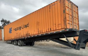 Used Containers- 40' HC Storage Units WWT for Sale in Odessa, TX
