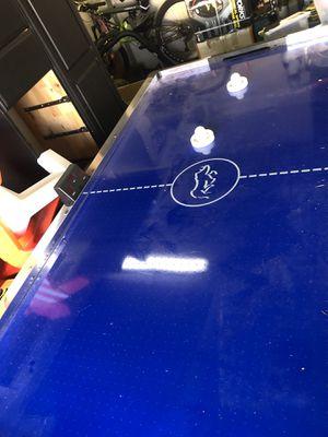 Blue rhino air hockey table for Sale in Stockton, CA