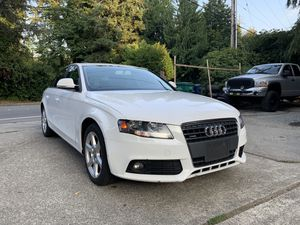 2009 Audi A4 2.0T for Sale in  Issaquah, WA