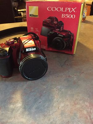 Nikon COOLPIX B500 for Sale in Tallahassee, FL