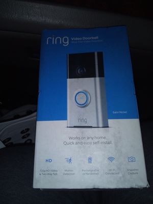 Ring video doorbell for Sale in Portland, OR