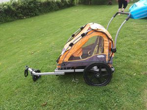 Instep double bike trailer for Sale in Olivette, MO