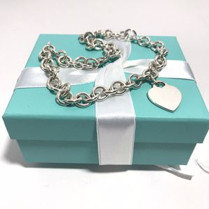 Tiffany&CO Sterling silver heart tag necklace for Sale in St. Cloud, FL