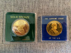 George Washington Coin / Charles Evans Hughes Coin for Sale in Fountain Valley, CA
