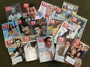 TV Guides (20 Issues) Small-Size Format for Sale in SANTA RSA BCH, FL