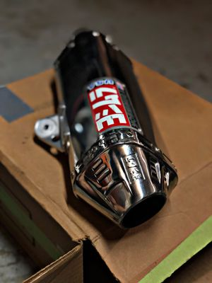Yoshimura Race TRC slip on for Sale in Anaheim, CA
