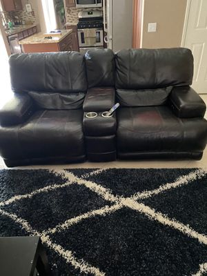 Electric recliner chairs leather for Sale in Corona, CA